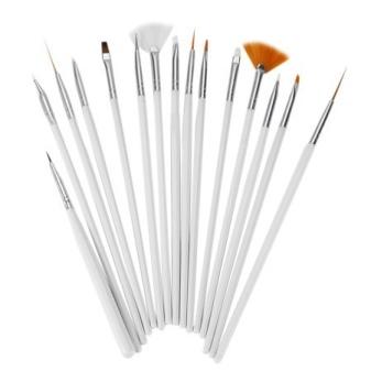 Кисти для маникюра (22 фото): набор кисточек, как пользоваться и ухаживать за веерной кистью