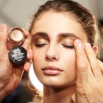 Кремовые тени (33 фото): как наносить кремообразную косметику для век, отзывы