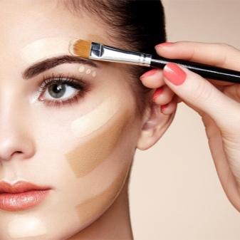 Легкий макияж на выпускной для глаз