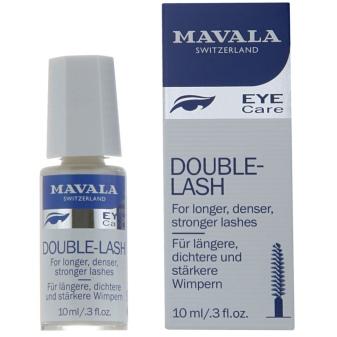 Mavala для ресниц: гель; Двойные ресницы, отзывы