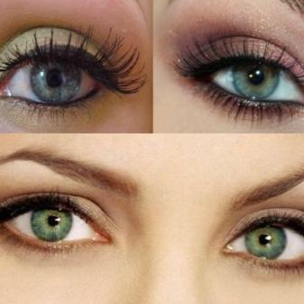 Smoky eyes; (40 фото): как сделать дымчатый макияж, инструкция пошагово