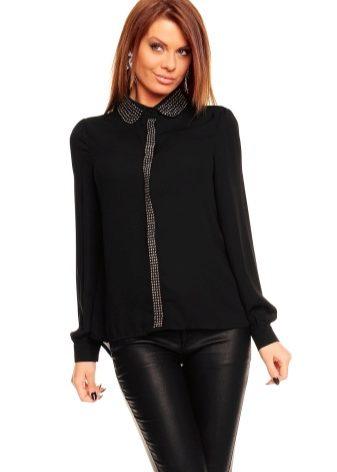 Чёрные блузки изоражения