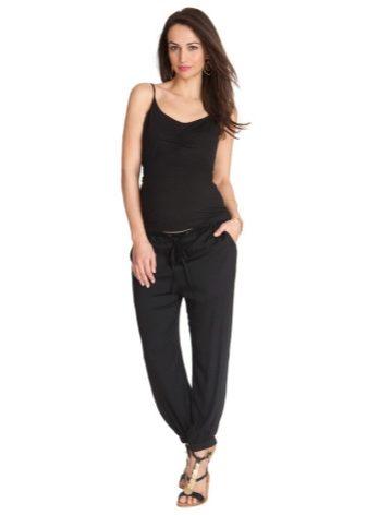 9f10830910f4 На каждый случай жизни будущая мамочка может подобрать свою пару брюк. Брюки  будут отвечать всем канонам удобства и помогут преодолеть тяжесть нагрузки.