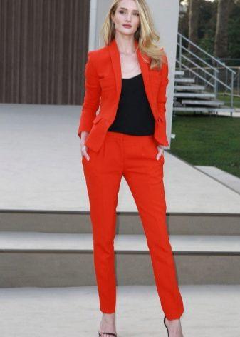 Crvena jakna - Confetissimo - ženski blog