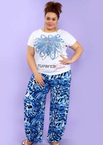 Спортивные женские брюки больших размеров (28 фото): с чем носить, стильные образы 2018, утепленные, с манжетой внизу, с карманами