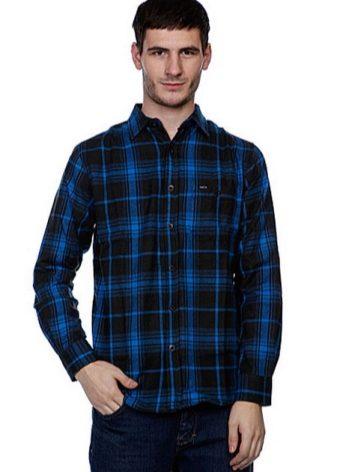 974a84ee8d0 Клетчатая рубашка (99 фото) — с чем носить