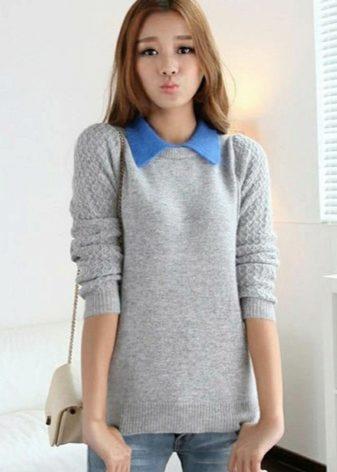 Пуловер И Рубашка С Доставкой