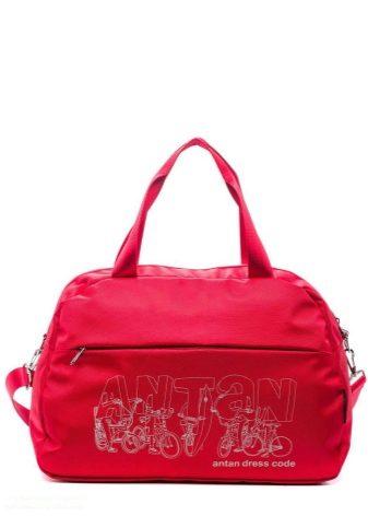 f251473dc50d В своей последней коллекции дизайнеры Antan представили стильные сумки  бордового, темно-синего и серого цветов.