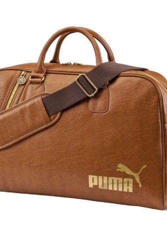 b7fb67d64745 Спортивные сумки от Puma всегда выглядят очень стильно, ведь бренд  сотрудничает с такими именитыми дизайнерами, как Alexander McQueen.