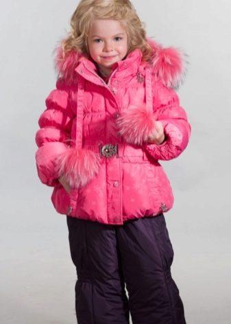 92f077839d6 Зимние куртки для девочек и подростков  5-6