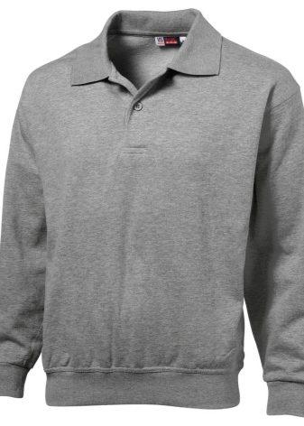 Мужской джемпер (88 фото): поло, на молнии, белый, черный, на пуговицах, с капюшоном