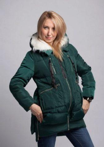 dd509e752 Una versión popular del corte asimétrico se usa en chaquetas de plumón. La  espalda larga y los estantes cortos retienen el calor perfectamente y  protegen de ...