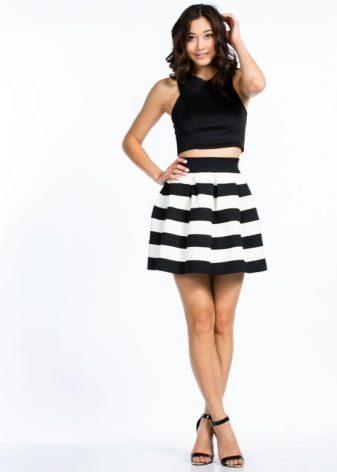 5144a309ac1 Расклешенные юбки – воплощение женственности и кокетства. Одним из  популярных вариантов таких моделей является юбка солнце-клеш.