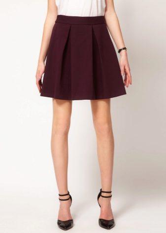 Модные юбки названия