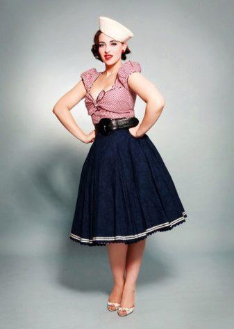 Идеальная выкройка для юбки