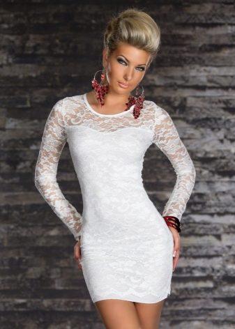 Модные женские платья больших размеров Купить