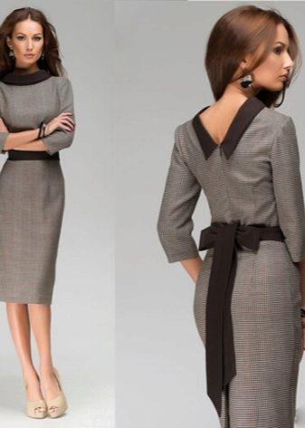 Классические платья модные