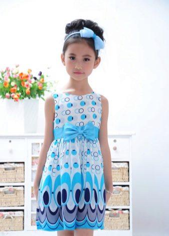 95f24433faa417d Все вышеперечисленные мероприятия требуют приобретения для своей дочки или  внучки красивого платьица. Платье – самый подходящий наряд девочек ...