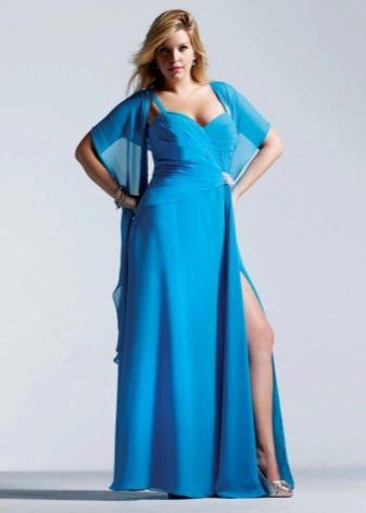 Концертные платья для полных женщин