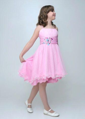 Платье на выпускной в 4 классе (77 фото)  для девочек 10 dcc64df50b05b