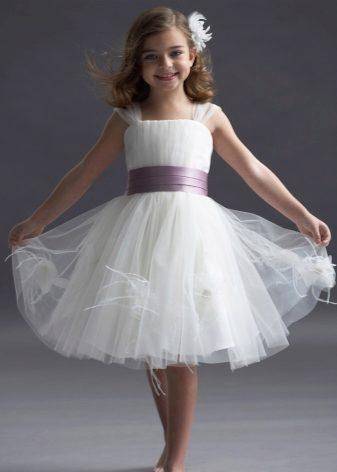 Платье на свадьбу девочке 11 лет