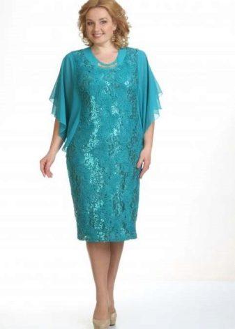 7320401c8e3 Вечерние платья для полных женщин (130 фото)  больших размеров ...