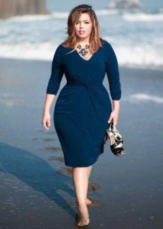 Вечерние платья для полных женщин (130 фото): больших размеров, красивые, нарядные, модные, черные, модели