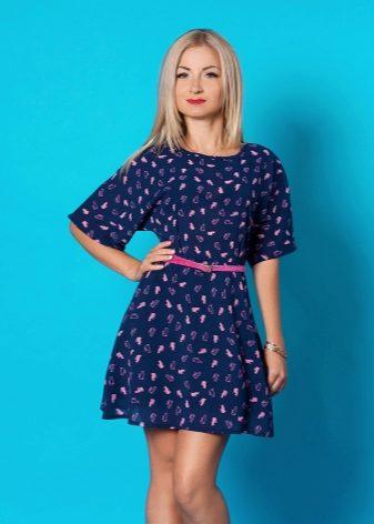 a44af2469fc Неоспоримой классикой среди женской летней одежды является легкое шифоновое  платье. Это самый оптимальный вариант