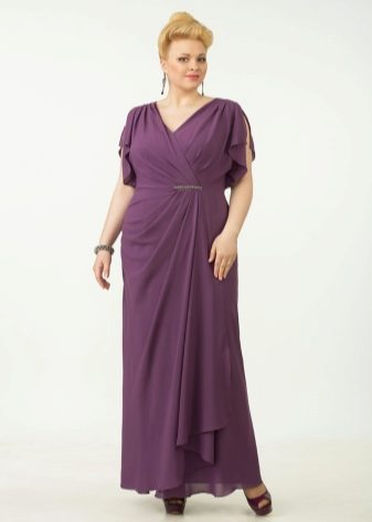 2ef7bd09cf4 Летние платья для полных женщин (116 фото) 2019  больших размеров ...