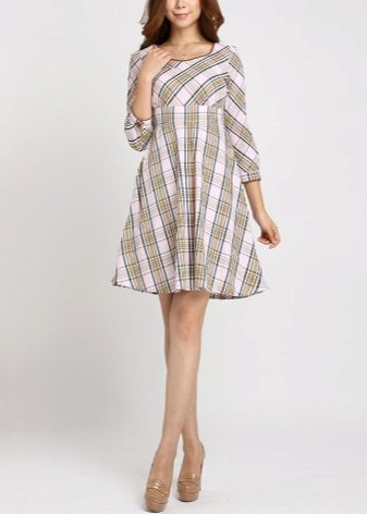 4366866715c Пышные барышни частенько выбирают платья больших размеров именно из хлопка