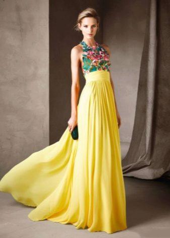 Perfektní délka pro večerní šaty. Zahrnuje eleganci a sofistikovanost.  Není-li pas pasován d73dab1ccc