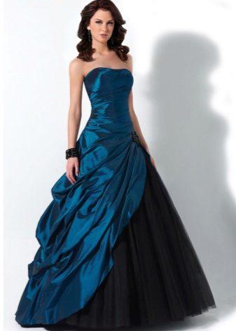 Бальное платье каркас