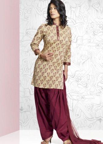 Индийское платье для девушек