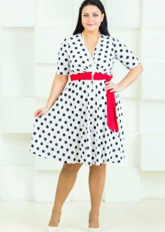 e6f2c4405af Платья для полных женщин (106 фото) 2019  больших размеров