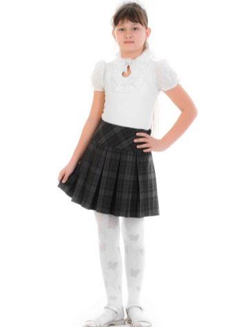 Красивые юбки для школы фото