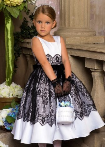 Шелковые платья на девочку