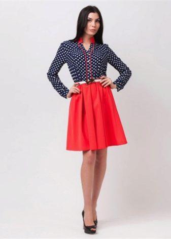 a6ceba7cc91 Летние платья для офиса включают в себя все те же фасоны платьев