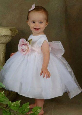 Платье на годик к дню рождения