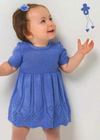 bfa215f3ade Платье на годик девочке (1 год) (51 фото)  красивое