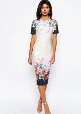 Купить платья с разными подолами