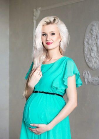 03a243925e3d Šaty pre tehotné ženy 2018 rok