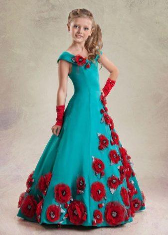 67a42ec1a3c8 Новогодние платья для девочек 2020: 1-4 года, 5-8 лет, 10-13 лет ...