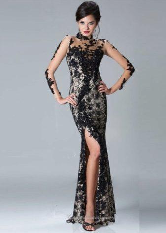 6b4862b92d5 В последних сезонах дизайнеры украсили платья ирландским кружевом и  вдохнули в него новую жизнь. Различные кружевные узоры