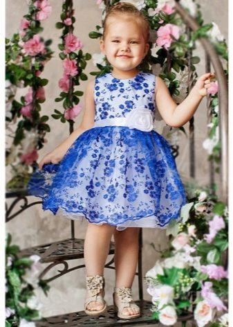 Платья для маленьких девочек 1 год