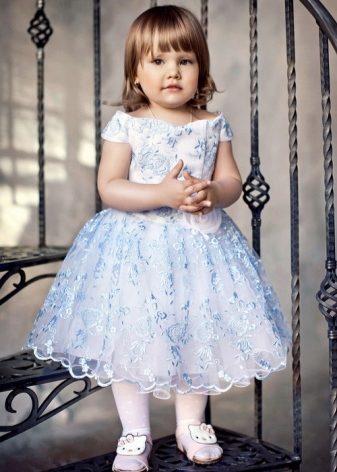 Чеченские платья для детей