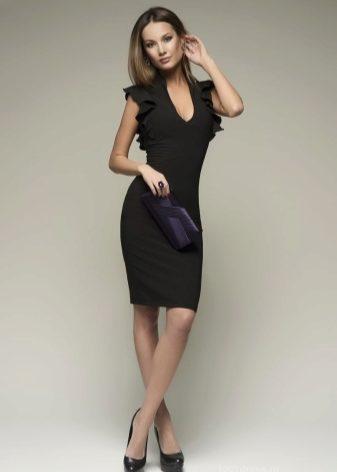 Смотреть платье футляр с фото