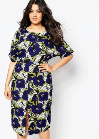 7684685db2b Модели и фасоны платьев для полных женщин (84 фото)  новые