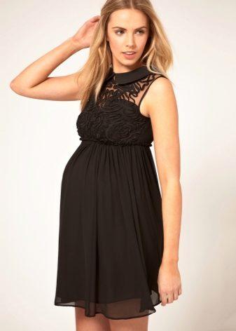 Фото красивые платья на беременных фото 22
