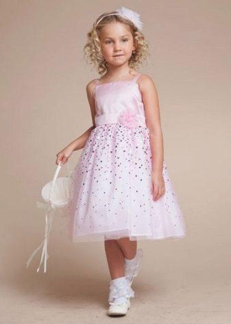 ab2a6842b94 Вечерние платья для девочек фасоны
