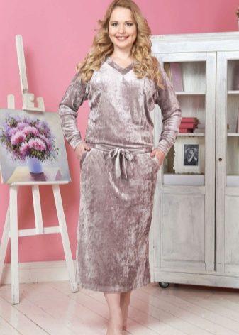 Домашнее платье для девушек